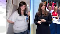 A Woman's Incredible Weight-Loss Story