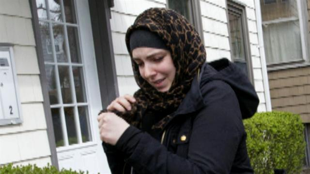 FBI Visits Home of Wife of Dead Bombing Suspect