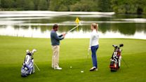 Instruction: Chipping towards danger with Simon Holmes and Anna Whiteley
