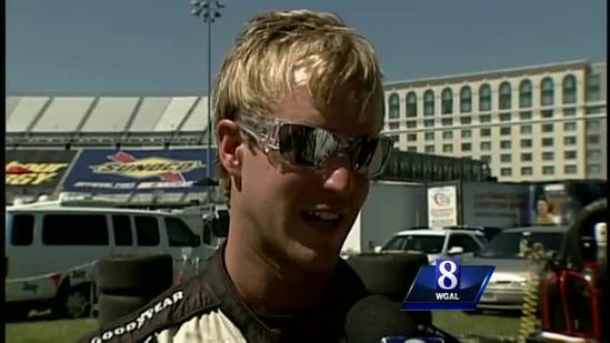 Lebanon County man has goals set on NASCAR