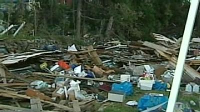 Tornado Towns Hope For Disaster Declaration