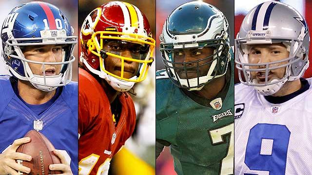Best QB in the NFC East?