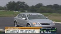 Report: 303 deaths in recalled GM cars