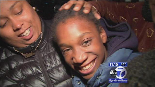 11-year old saves family from fire