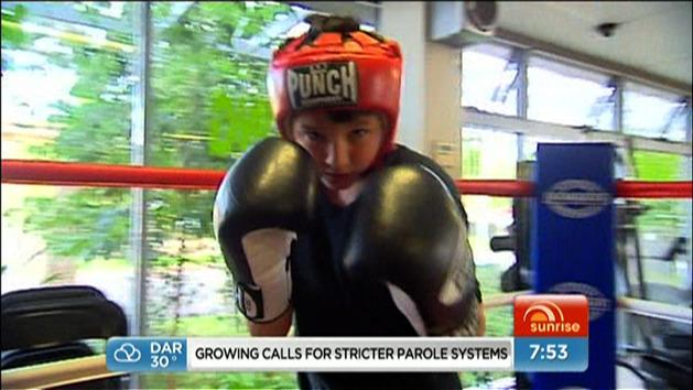 Boy boxer fights age ban