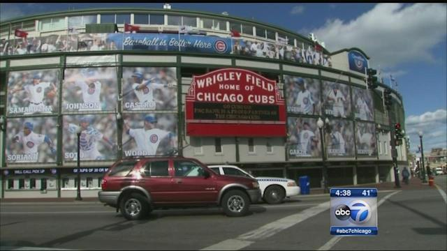 Chicago prepares for baseball home openers; White Sox begin home season on Monday, Cubs on Friday