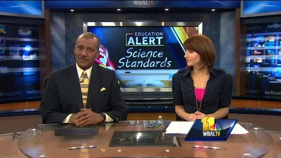 Science gets new standards in Maryland