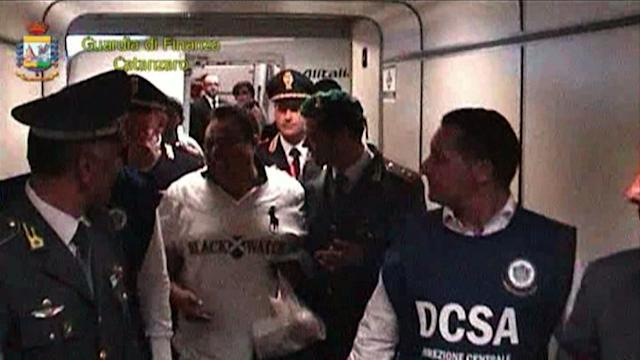 Top world cocaine dealer deported from Colombia to Italy