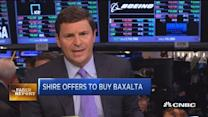 Faber Report: Shire makes unsolicited bid for Baxalta