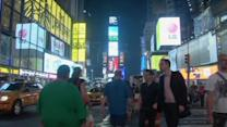 Americans in NY react to Obama's speech on Syria
