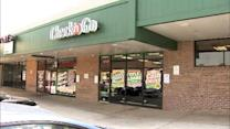 Police investigate robbery at Newark payday loan store