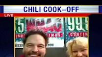 WXII's Chili Challenge To WMAG