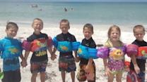 Florida Sextuplets Turn 6 Years Old