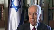 Israeli President: Hamas Out of Options