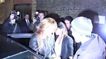 Lindsay Lohan Hits The Decks In London With P Diddy There For Support