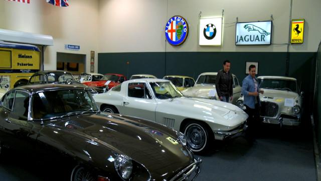 Car Collectors - The Breslow Collection