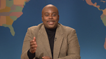 Weekend Update: Charles Barkley