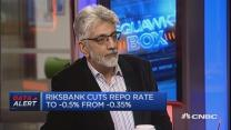 The Fed could move into negative rates: Nomura adviser
