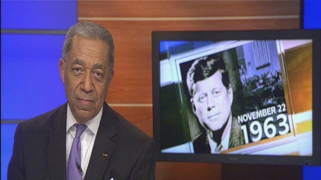 Live on Five: JFK Secret Service agent comments on President's assassination contending Oswald acted alone