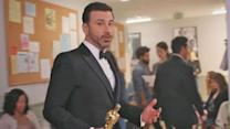Jimmy Kimmel Shares Tips on how to Win an Oscar in New Video