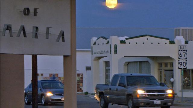 The allure of Marfa