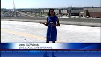 New overpass allows for airport taxiway project