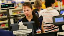 Consumer Spending Ticks Up in February