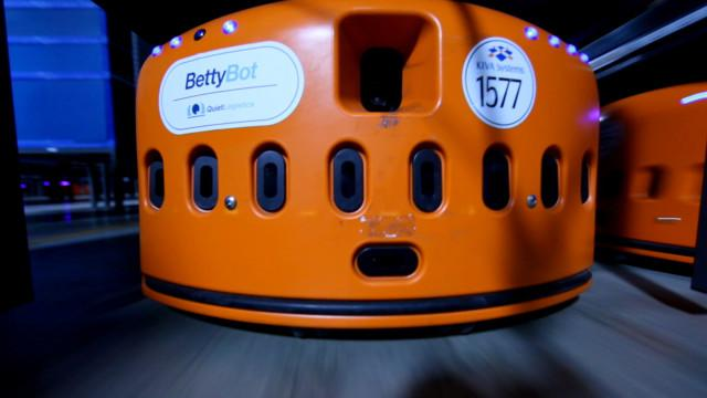 The Window - High-Speed Robots Part 1: Meet BettyBot in
