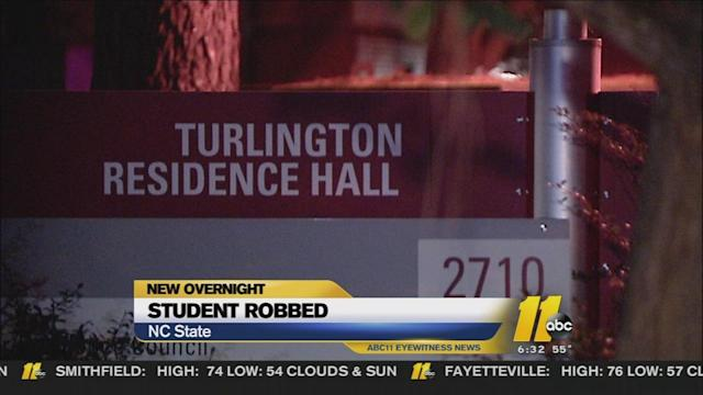 Crime alert at NC State: Three suspects sought