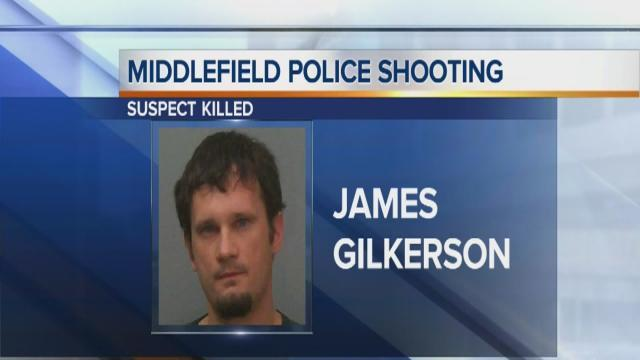 5pm: Middlefield officers shot update