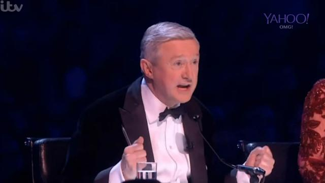 Nicholas McDonald not happy with X Factor mentor Louis Walsh