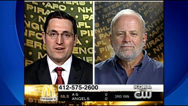 UPMC Urgent Care Nightly Sports Call: June 10, 2014 (Pt. 3)