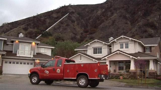 Azusa residents ordered to evacuate homes