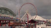 Navy Pier employee attempts to set ferris wheel world record