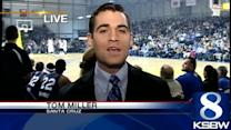 Santa Cruz Warriors host home opener