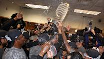 Giants celebrate World Series title
