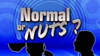 Husband insists I taste his food: Normal or Nuts?