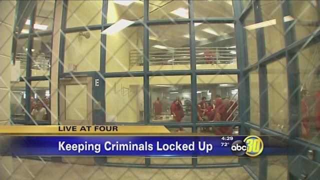 City of Fresno approves jail cell lease with county