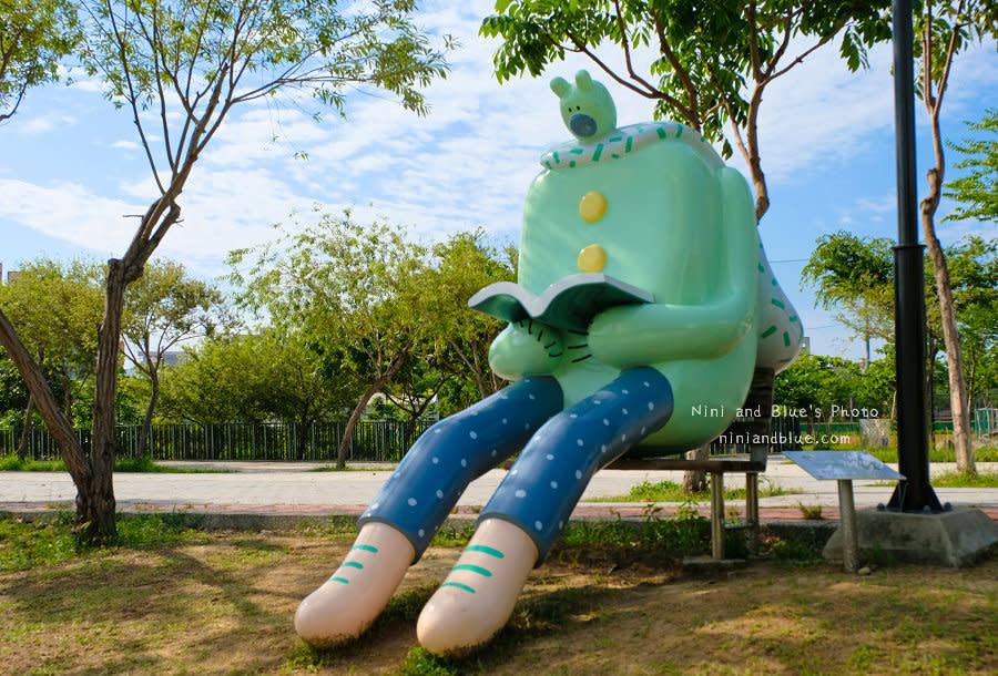 Dali Art國際藝術駐村.大里東湖公園12