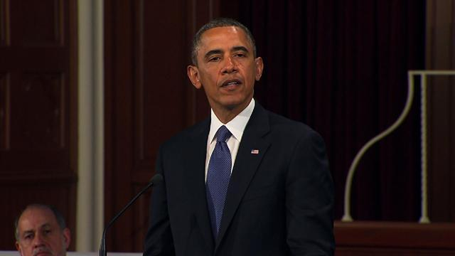 President Obama mourns Boston bombings, promises justice