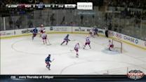 Braden Holtby Save on Mats Zuccarello (14:20/2nd)