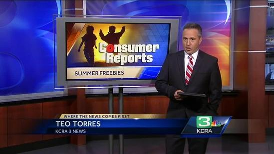 How to find to family freebies for summer fun