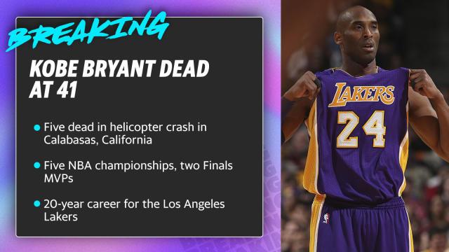 NCAA basketball: Shareef O'Neal pays tribute to Kobe Bryant