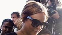 Raw: Lohan Appears in Court, Trial Delayed