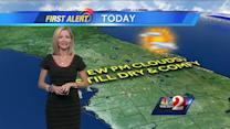 Dry, sunny Wednesday