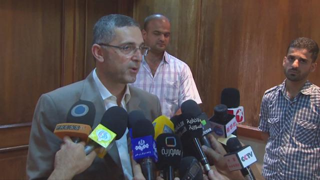 Red Cross chief meets with more top Syrian officials