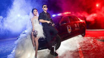 SWAT Cop Takes Coolest Wedding Photos Ever