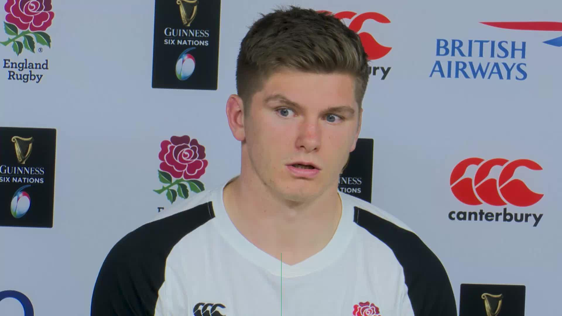 4ad8ac519ba Mental problem behind England s collapse - Farrell  Video