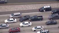 Index: Wild 2-Hour Police Chase Through LA