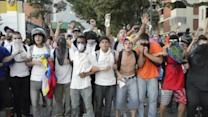 Violence in the Streets of Venezuela